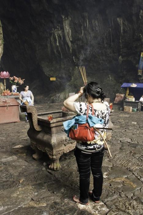En la Pagoda del Perfume