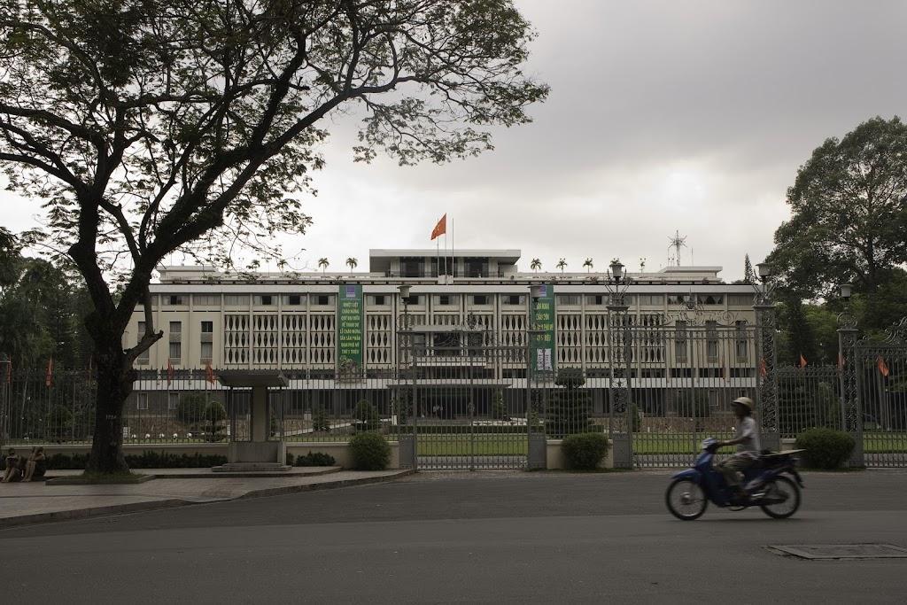 Palacio de la Reunificación