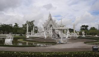 Templo Blanco de Chiang Rai