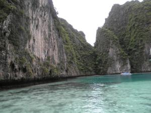 Navegando por las islas Phi Phi
