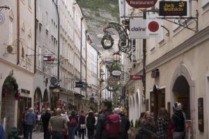 Calle de Salzburgo