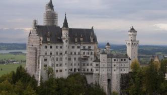 Visita a los castillos del Rey Loco