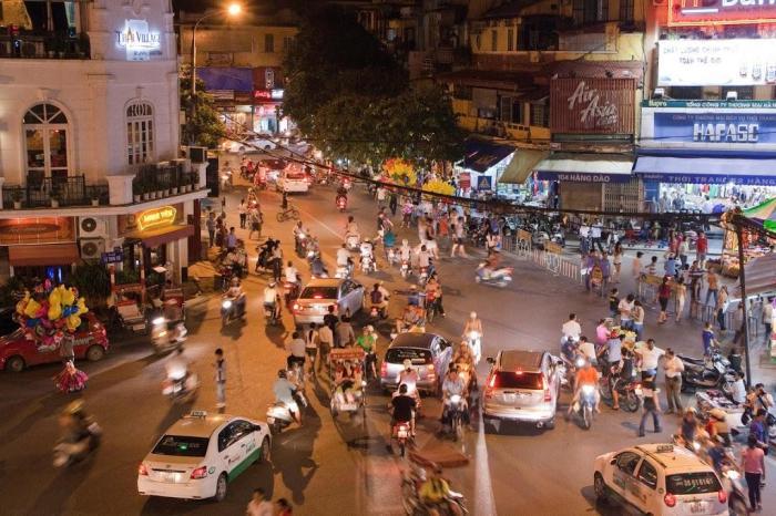 Centro de Hanoi