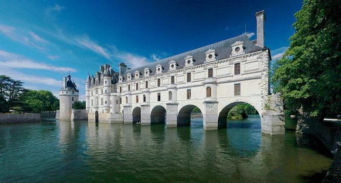 Castillo del Loira de la Wikipedia