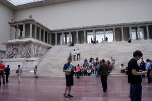Altar de Pérgamo en el Pergamonmuseum