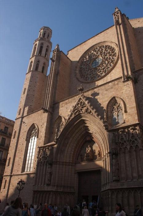 Iglesia de Santa María del Mar