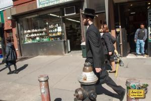 Judíos ortodoxos