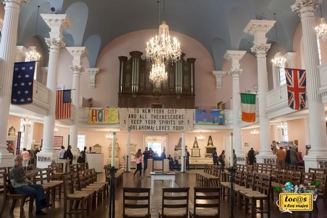 Iglesia de los Milagros