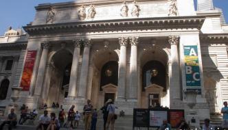 Día de compras en Nueva York