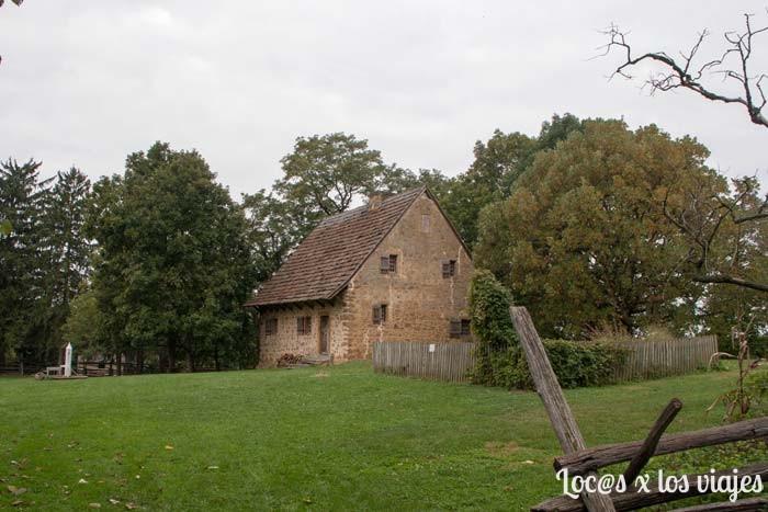 Condado_Lancaster: Hans Herr House