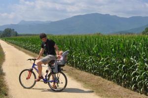 Menudos Viajeros en los Pirineos