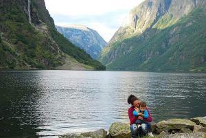 La familia de El Pachinko en Noruega