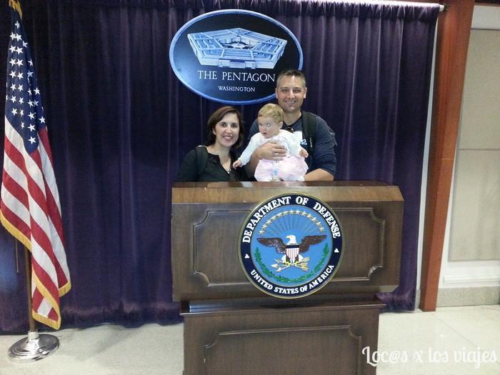 En el Pentágono