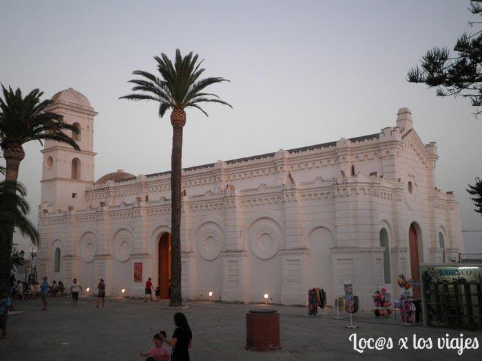 Iglesia de Santa Catalina en Conil