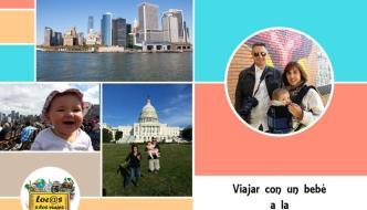 Guía: Viajar con un bebé a la Costa Este de Estados Unidos