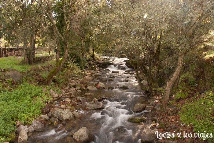 Río Ambroz