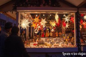 Mercado de Navidad de Heidelberg