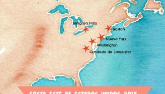 Ruta oor la costa este de EE.UU.
