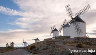 Molinos de Don Quijote en Consuegra
