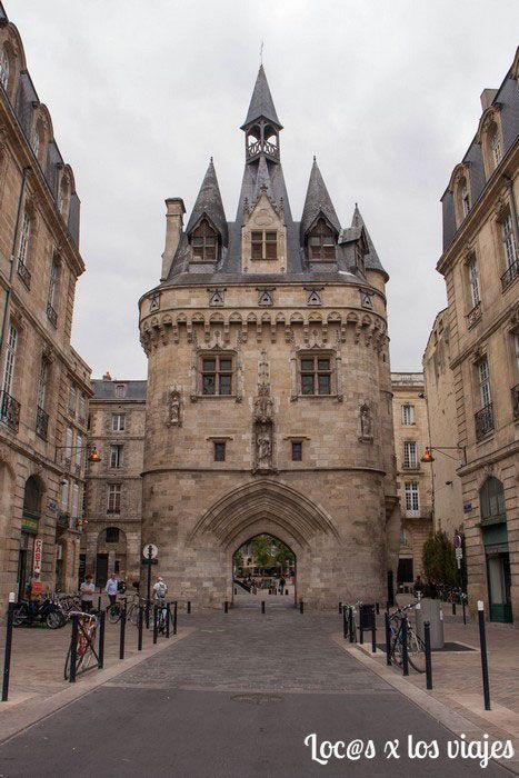 Burdeos: Porte Cailhau