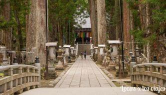 Excursión a Koyasan