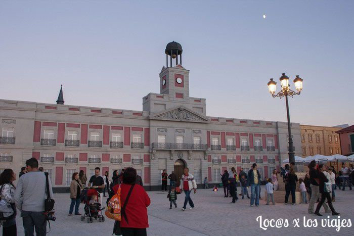 Parque Europa: Puerta del Sol