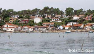 Excursión a la Duna de Pilat y a la Bahía de Arcachon