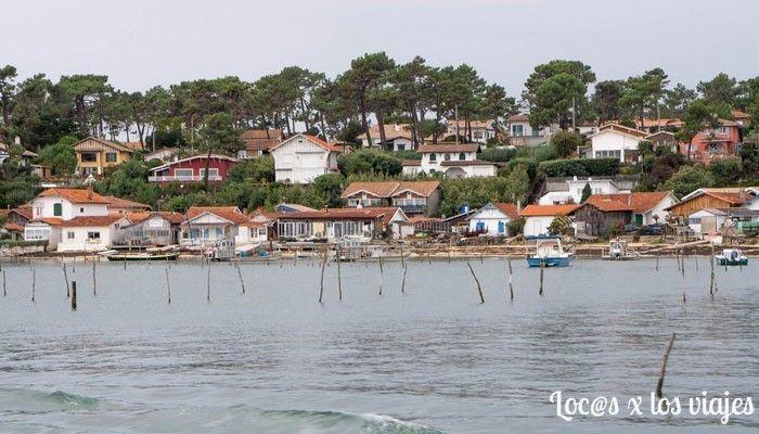Bahía de Arcachon