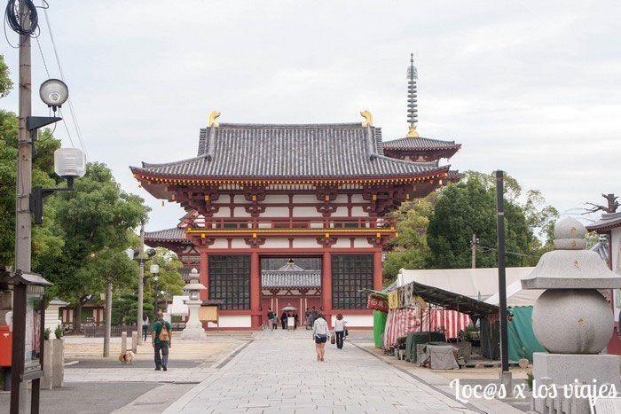 Templo de Shitenno-ji