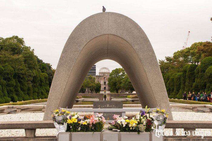 Qué ver en Hiroshima: Parque de la Paz