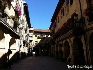 Plaza Mayor de Laguardia
