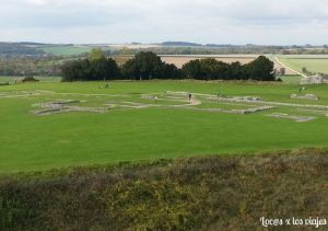 Ruinas de Old Sarum
