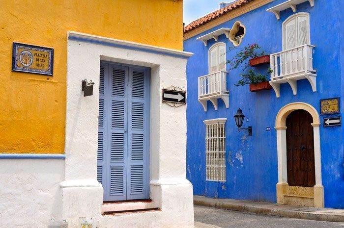Cartagena de Indias, imagen tomada de Shuttestock