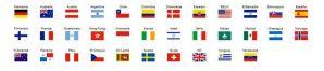 Países donde se puede usar Alldayinternet