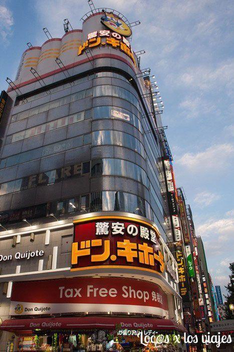 Don Quijote de Shinjuku