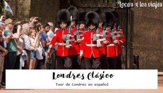Tour Londres clásico en español