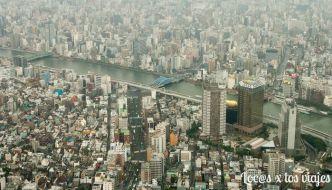 Paseando por Tokio: El Tokyo Sky Tree, Ginza, y Akihabara