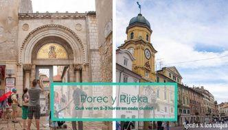 Visita a Porec y Rijeka