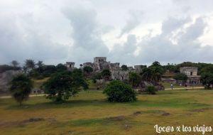 Riviera Maya: Yacimiento de Tulum