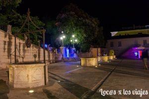 Zadar: Plaza de los Cinco Pozos