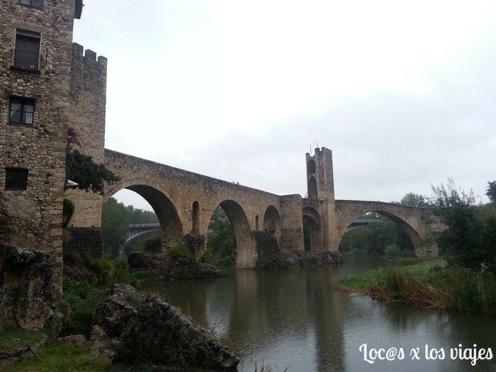 Costa Brava: Puente de Besalú