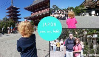 Guía para viajar a Japón con un bebé