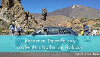Recorrer Tenerife con coche de alquiler