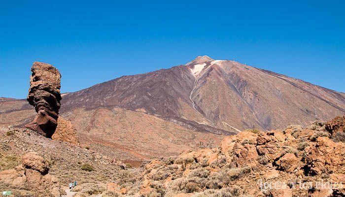 Resultado de imagen de El Teide