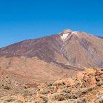 Excursión al Teide con niños