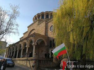 Bulgaria: Iglesia de Sveta-Nedelya