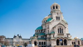 Catedral Alexander Nevsky de Sofía