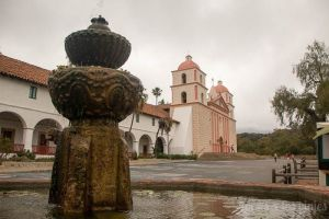 Big Sur - Misión de Santa Bárbara