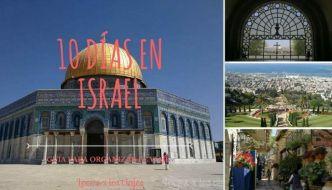 Guía de viaje: Diez días en Israel con niños