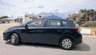 Conducir en Grecia con coche de alquiler